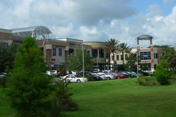 Tioga Town Center anchors the Town of Tioga