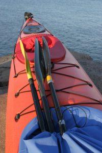 Kayak on Homosassa River