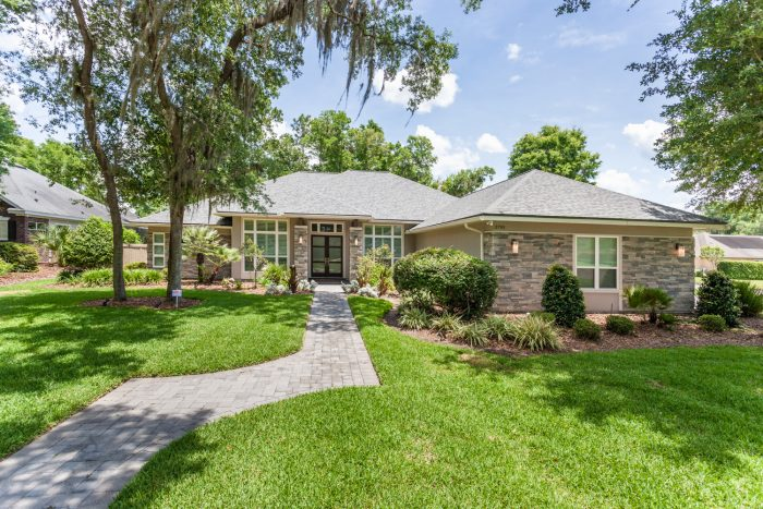 Former Parade Home by Barry Bullard - Wilds Plantation Gainesville FL