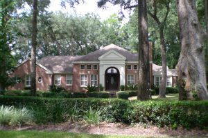 Home in Haile Plantation Century Oaks