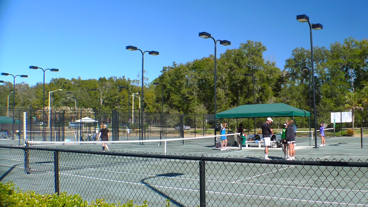 Haile Plantation Tennis Center