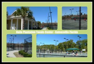 Haile Plantation Tennis Center