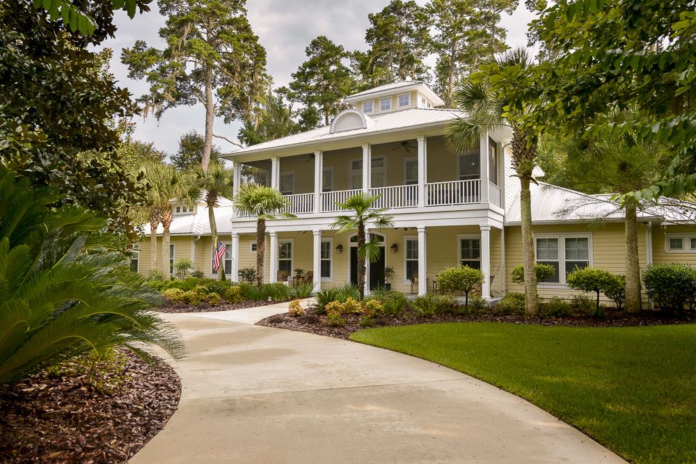Luxury home in Gainesville Florida