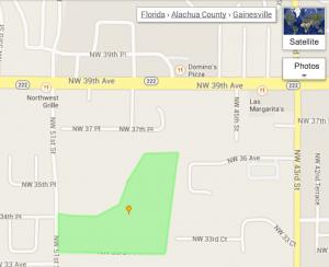Kimberly Woods neighborhood map