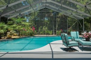 Lakeside pool home in The Hammock Gainesville FL