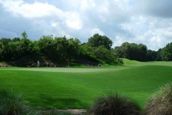 Haile Plantation golf course